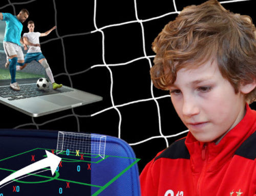 IntelliGym's virtual academy: At-home soccer training